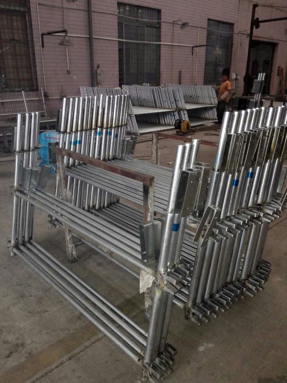 Railing project for our good partner---French Bouygues in 2017