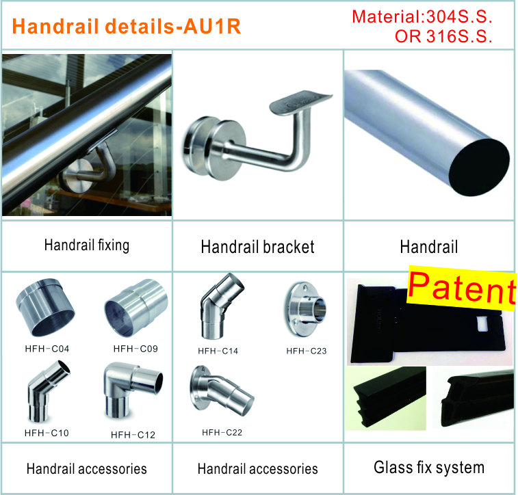 interior balustrade definition with good price