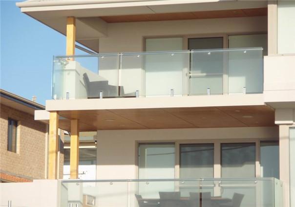 Spigot balustrade in Perth, Australia , in 2009