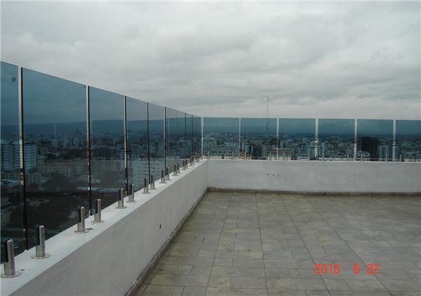 14 floors building in Santo Domingo, Dominican Republic , in 2010
