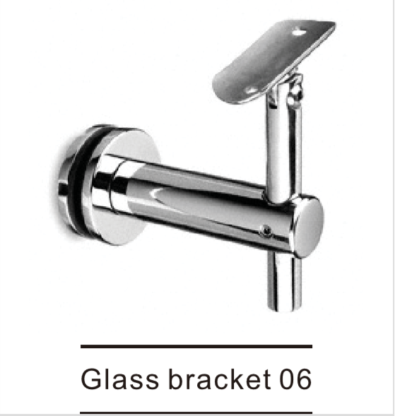 Glass bracket solution 6