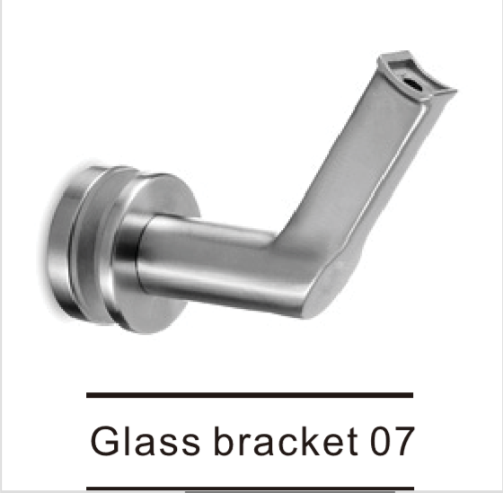 Glass bracket solution 7
