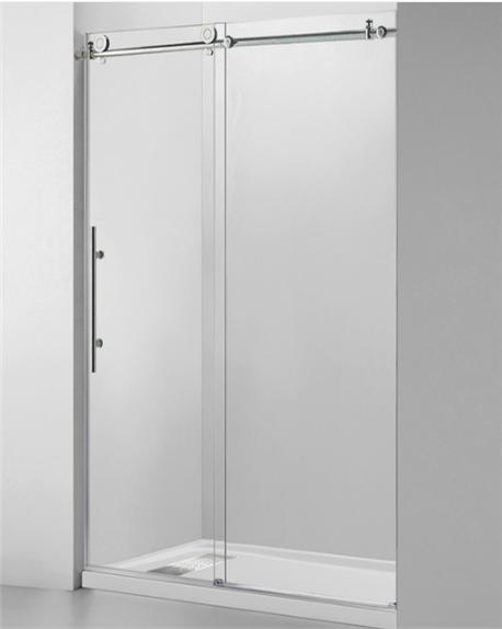 Swing glass door1