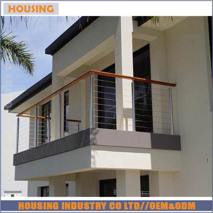 popular cable railing systems with own design adjustable cable anchor fitting(025)